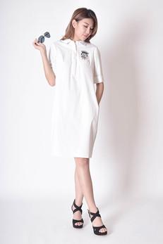 Sohvia Cotton Shirtdress