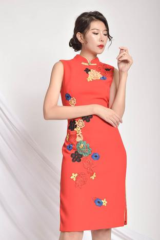 Neosm Cheongsam Dress