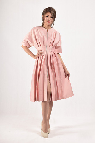 Beatrice Sleeves Dress