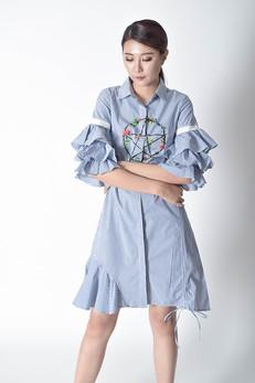 Verusha Shirt Dress