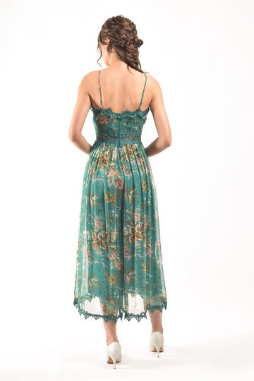 Xandra Floral Jumpsuit