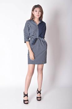 Mardelle Cotton Dress