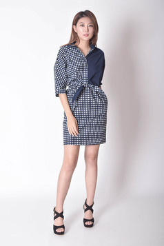 Mardelle Cotton Dress
