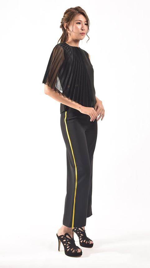 Iolanda Wide-Leg Trouser
