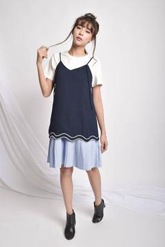 Keerle Poplin Shirt Dress