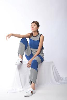 Hadassah Knitted Set Wear
