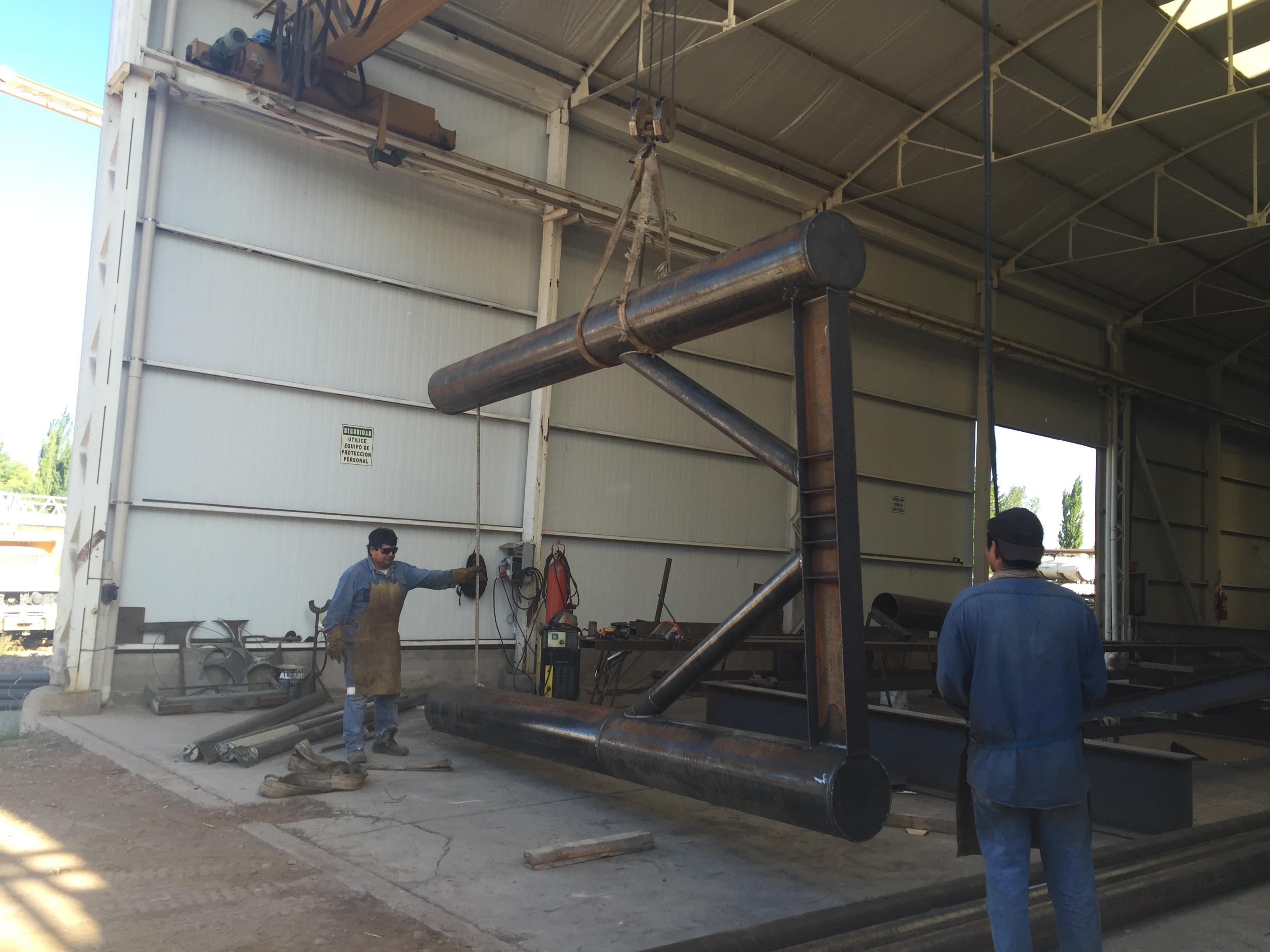 Fabricación en taller