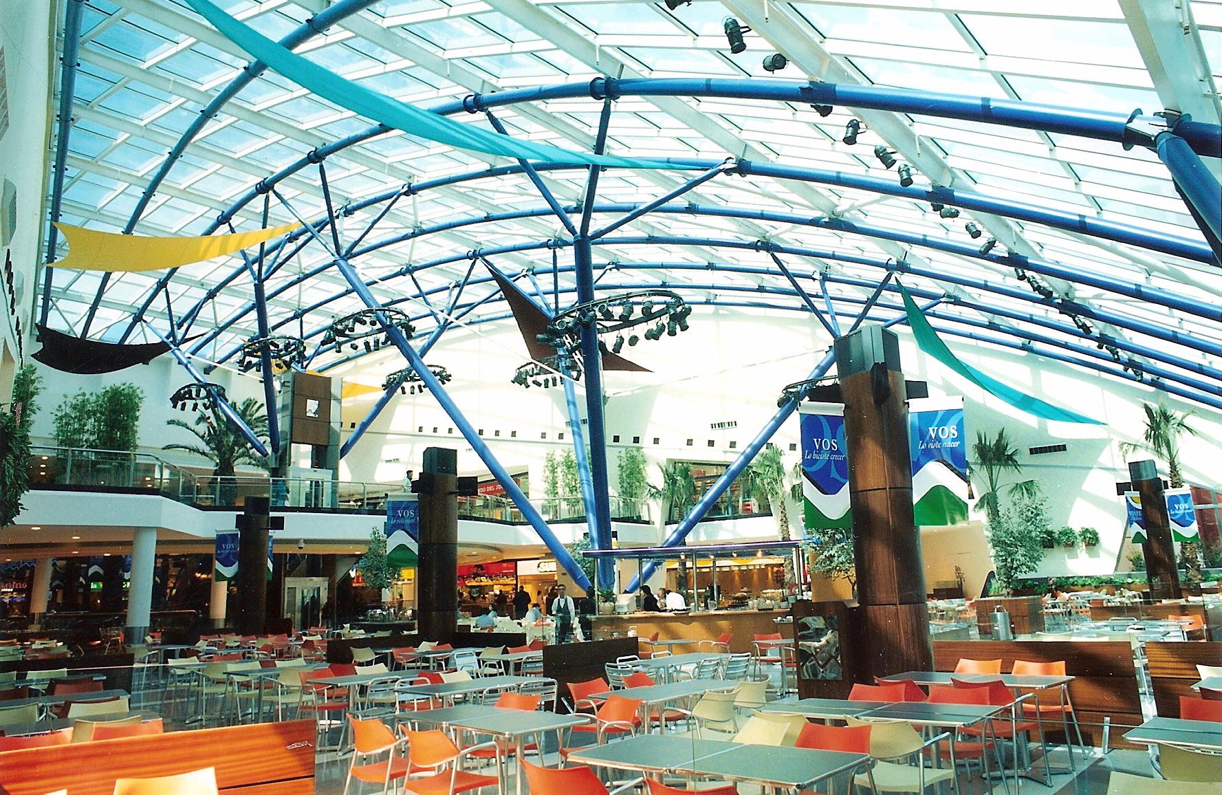 Cúpula Mendoza Plaza Shopping