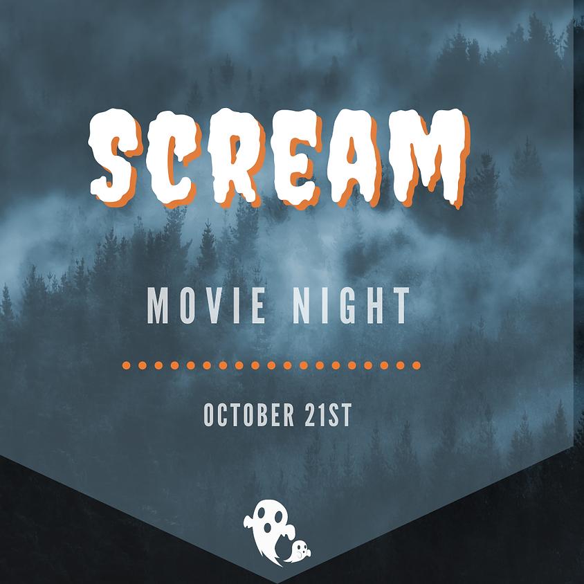 Thriller Thursday Outdoor Movie - Scream