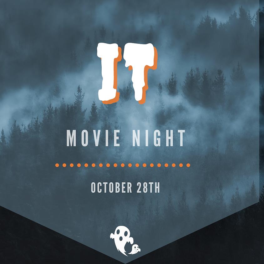 Thriller Thursday Outdoor Movie - IT