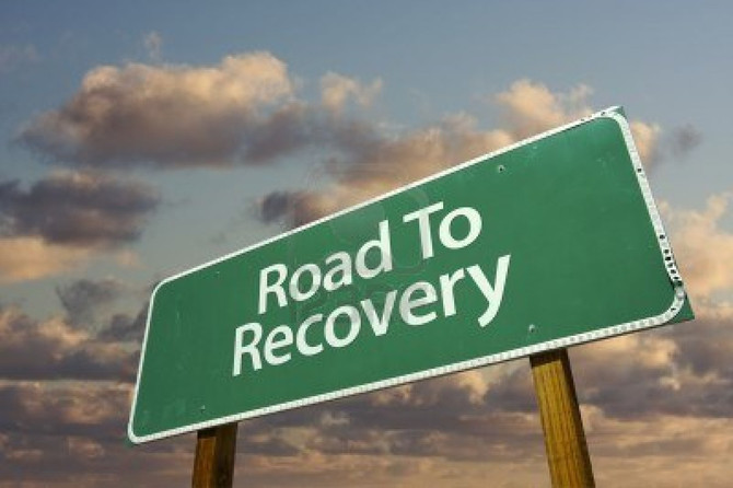 It's in the Recovery