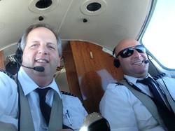 Flying with Ehab Hanna