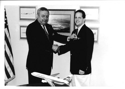 TWA Chief Pilot