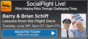 Barry and Brian Schiff on SF Live - 6-29