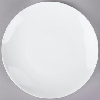 $.40 Round Plate
