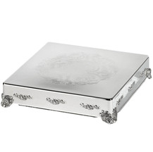 $25 Silver Cake Riser