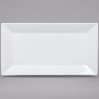 $3 Rectangle Plate