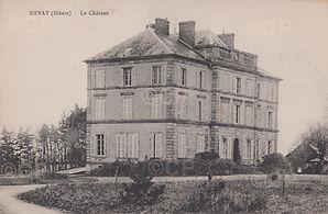 Chateau de DEVAY 1909.jpg