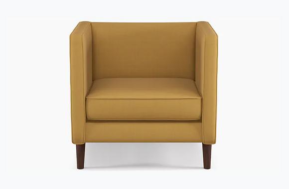 Tuxedo Chair - The Inside