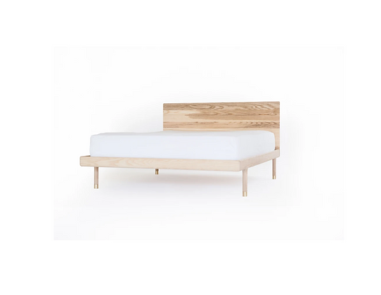 Ash Simple Bed - Horne