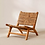 Thumbnail: Claudia Woven Chair - Urban Outfitters
