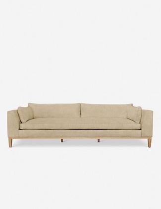Charleston Linen Sofa - Lulu & Georgia