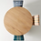 Thumbnail: Oak Circle Table - Anthropologie