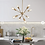 Thumbnail: Gold Sphere Chandeliers - New World Decor