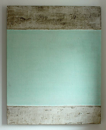Conserved Mint | 44 x 55