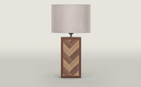 Herringbone Table Lamp - Kardiel