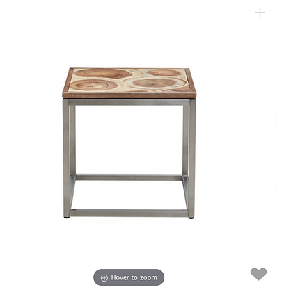 Mendocino End Table - Designer Living
