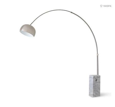 Arco Lamp - Eternity Modern