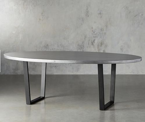 Metal Dining Table - Arhaus