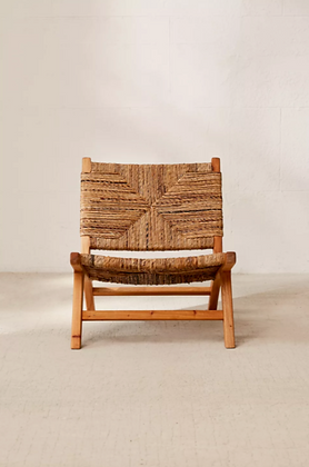 Claudia Woven Chair - Urban Outfitters