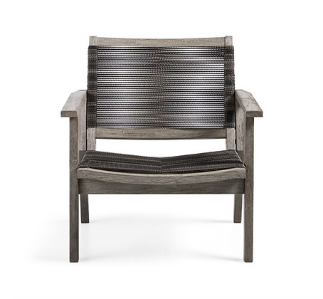 Tulum Lounge Chair - Arhaus