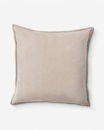 Maxen Velvet Pillow - Lulu & Georgia