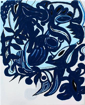 Blue Atmosphere | 9 x 11
