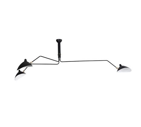 Mouille Ceiling Lamp - Eternity Modern