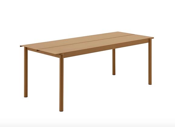 Linear Steel Table - A+R