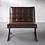 Thumbnail: Moxie Leather Chair - Arhaus