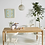 Thumbnail: Oak Bok Dining Table - Anthropologie