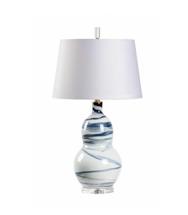 Skyline Porcelain Lamp - Belle & June