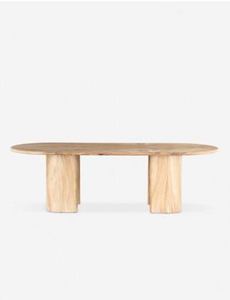 Nausica Oval Table - Lulu & Georgia
