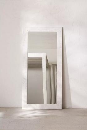 Ashton Wood Mirror - Urban Outfitters