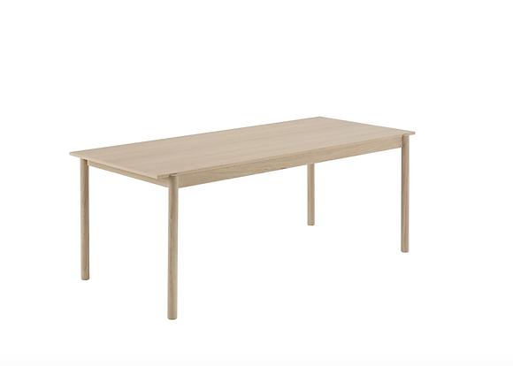 Linear Wood Table - A+R