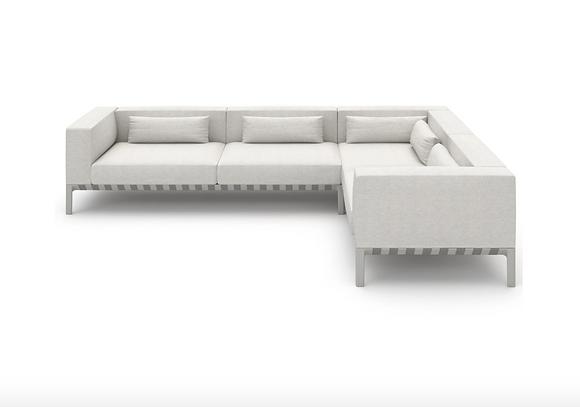 Bensen Able Sofa - A+R