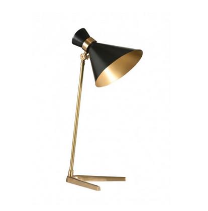 Chester Brass Desk Lamp - Belle & June