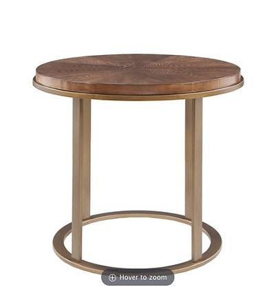 Stephan End Table - Designer Living