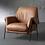 Thumbnail: Engles Leather Chair - Arhaus