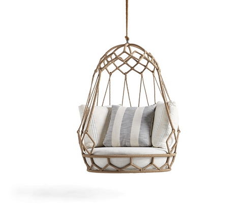 Marina Hanging Chair - Arhaus